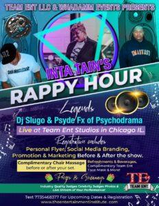 Inta Tain Rappy Hour
