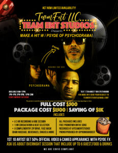 entertainment flyer-2nd option